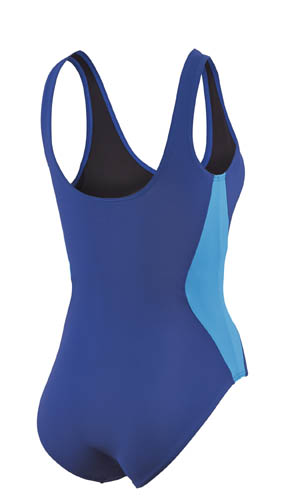 BECO body shaping badpak, C-cup, donker blauw/petrol