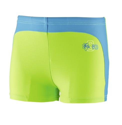 Maat Zwembroek.Beco Zwembroek Boxer Groen Turquoise Maat 98